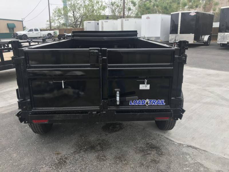2021 Load Max 5x10 Dump Trailer