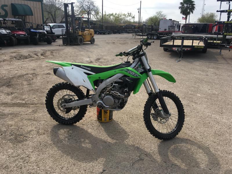 2016 KAWASAKI KX450HGF MOTORCYCLE