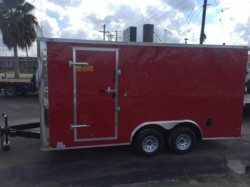 2020 LARK 8.5X16 CONCESSION TRAILER