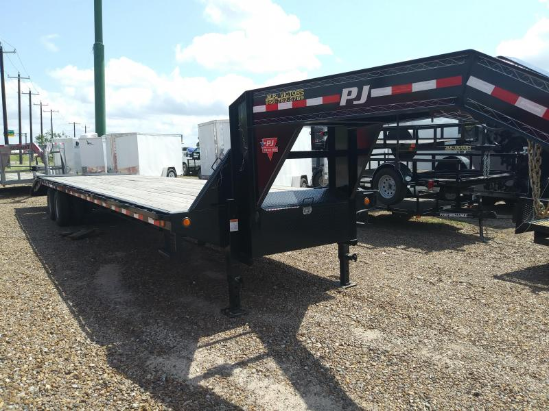 2020 PJ TRAILERS 102 X 35 EQUIPMENT TRAILER