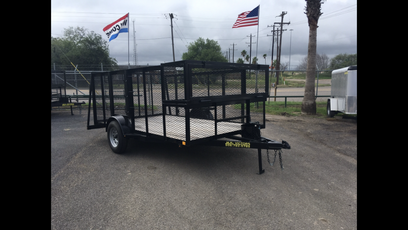 2021 MR VICTORS 83X12 LANDSCAPE TRAILER