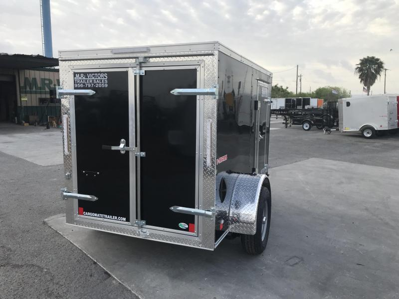 2020 Cargo Mate 5x8 Enclosed Cargo Trailer