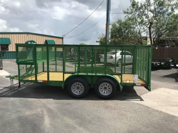 2020 Mr Victors 83 x 14 Landscape Trailer