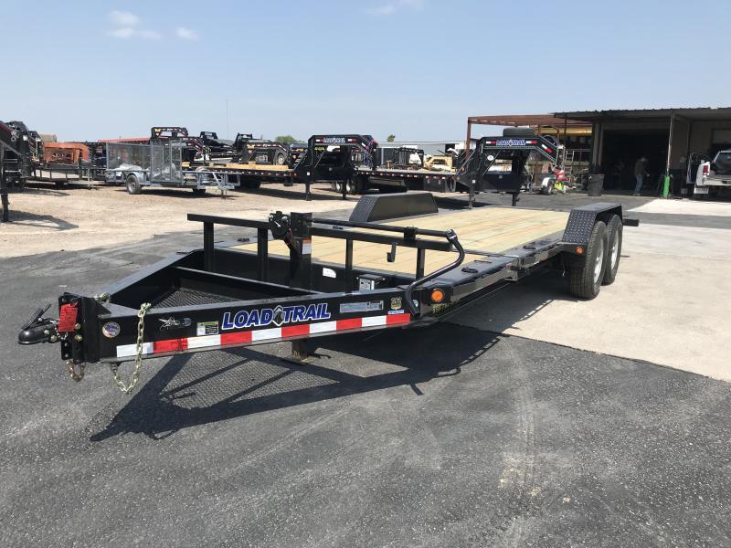 2020 Load Trail 83 x 20 Tilt Equipment Trailer