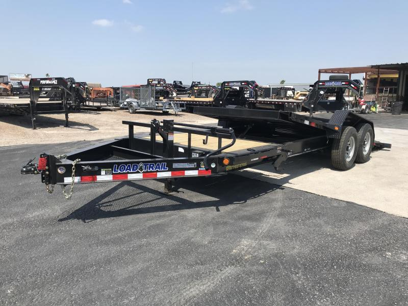 2021 Load Trail 83 x 20 Tilt Equipment Trailer