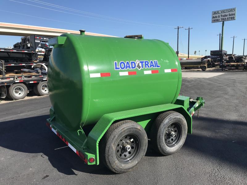2020 Load Trail 750 Gallon Tank Equipment Trailer