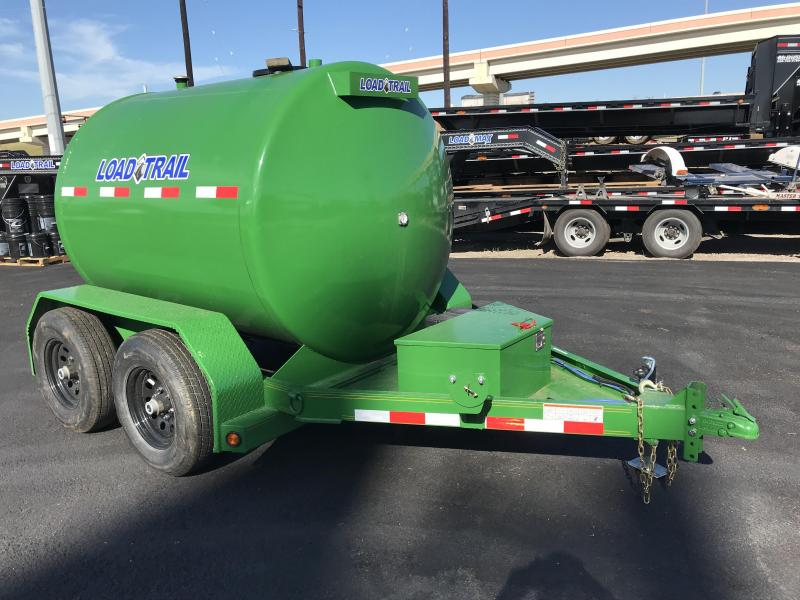 2020 Load Trail 750 Gallon Tank Equipment Trailer