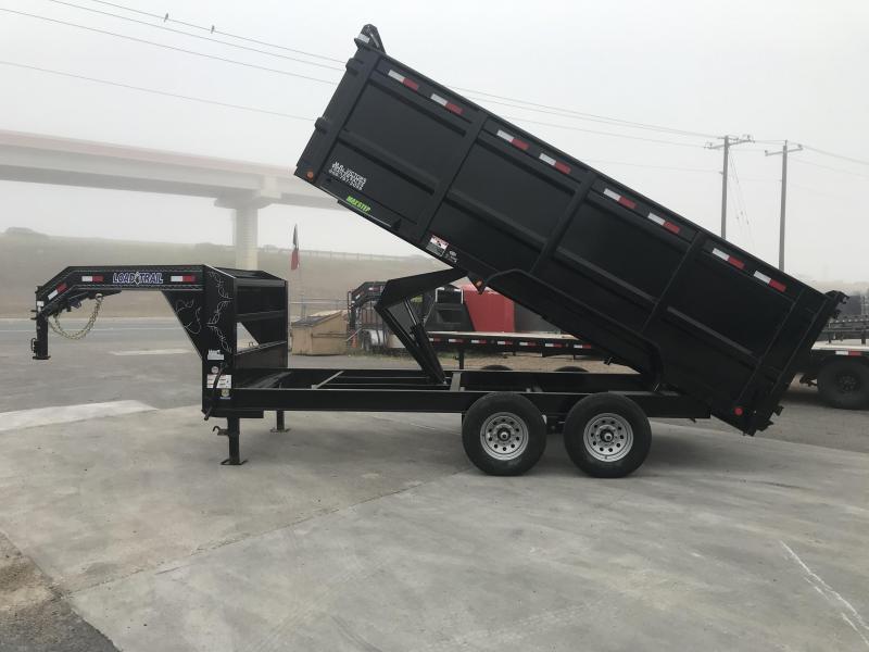 2021 Load Max 83X16 Utility Trailer