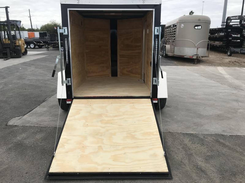 2020 Lark 5x6 Enclosed Cargo Trailer