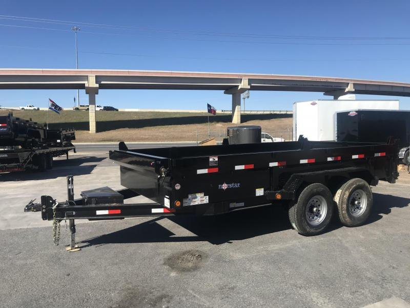 2021 Norstar 14 ft Dump Trailer