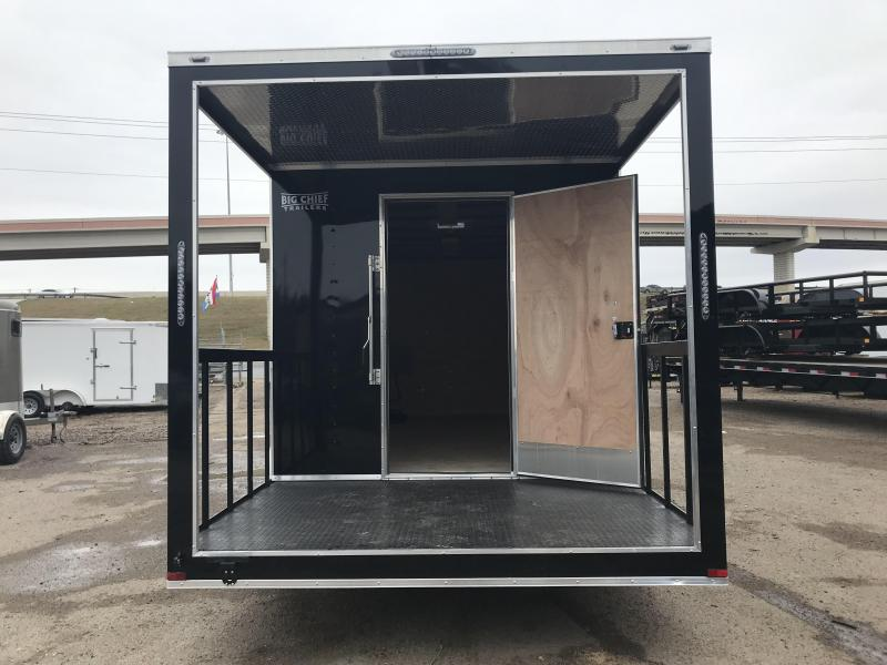2020 LARK 8.5' X 24' CONCESSION TRAILER
