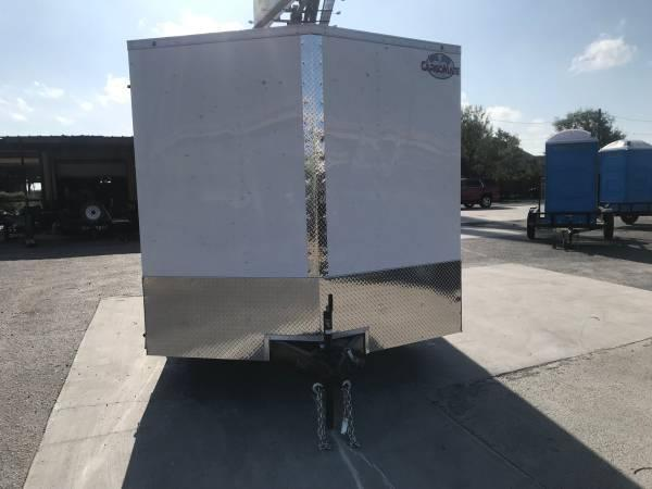2021 Cargo Mate 8.5 x 24 Enclosed Cargo Trailer