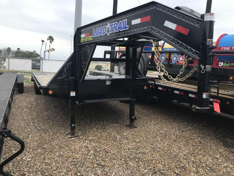 2021 LOAD TRAIL 102X30 HD GOOSENECK TRAILER