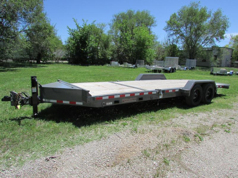 2019 Midsota TB-22 8K Equipment Trailer