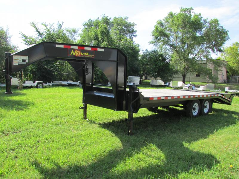 2018 Midsota ETO-20 Equipment Trailer