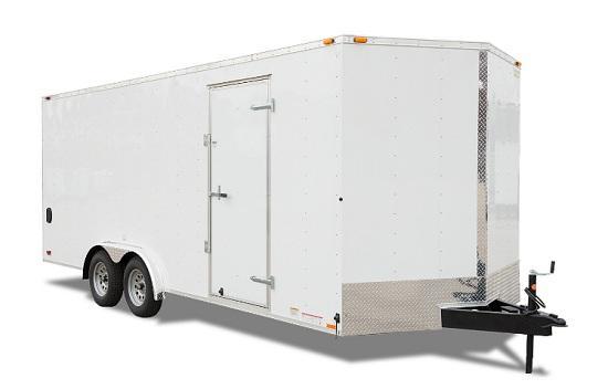 2022 Continental Cargo VHW818TA2 Auto Car / Racing Trailer
