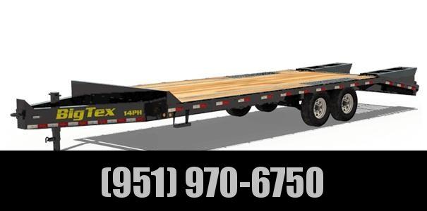 2021 Big Tex Trailers 14PH-25+5 Equipment Trailer