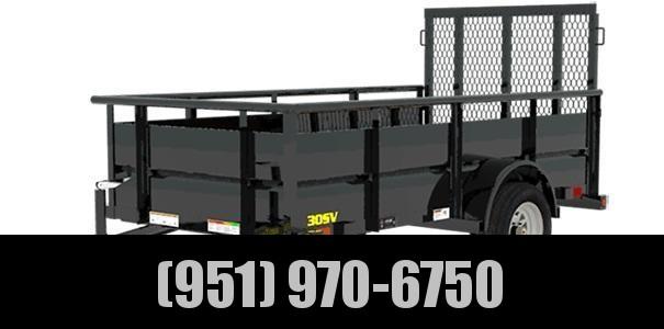 2021 Big Tex Trailers 30SV-10 Utility Trailer