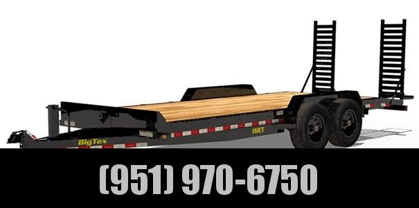 2021 Big Tex Trailers 16ET 19+3 Equipment Trailer