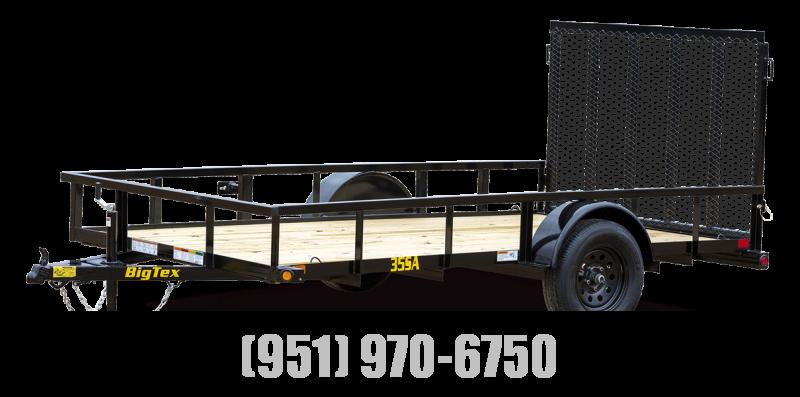 2022 Big Tex Trailers 35SA-14X Utility Trailer