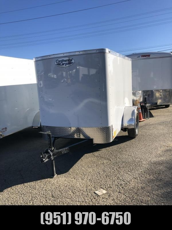 2021 Continental Cargo OSRM610SA Enclosed Cargo Trailer