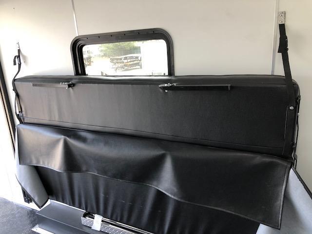 2021 Continental Cargo VHW824TA3 Auto Enclosed Cargo Trailer
