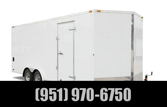 2021 Continental Cargo VHW816TA2 Enclosed Cargo Trailer