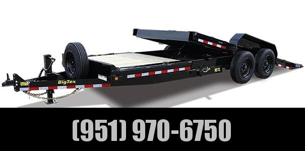2020 Big Tex Trailers 16TL-20' Equipment Trailer
