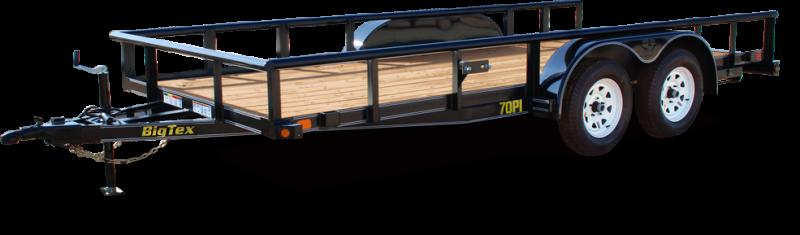 2019 Big Tex Trailers 70PI-18X