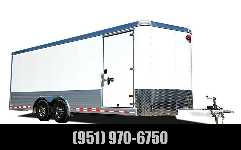 2021 Sundowner Trailers CARGO24BP Enclosed Cargo Trailer