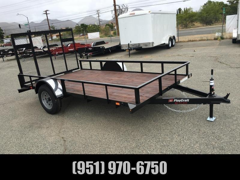 2020 Sun Country SUSA 77x14 Utility Trailer