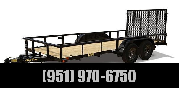 2021 Big Tex Trailers 60PI-14 Utility Trailer