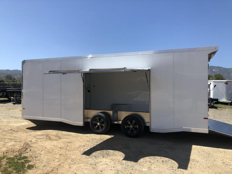 2021 Sundowner Trailers RCS24BP Car/Racing Trailer
