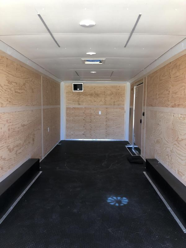 2022 Continental Cargo VHW8524TA3 Enclosed Cargo Trailer