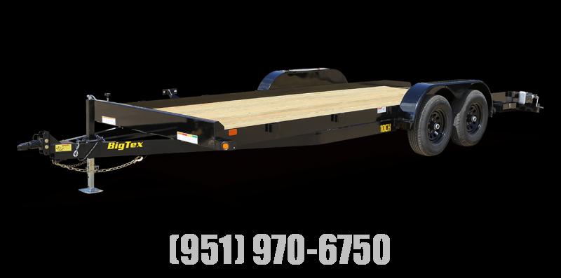 2021 Big Tex Trailers 10CH-20DT Car / Racing Trailer