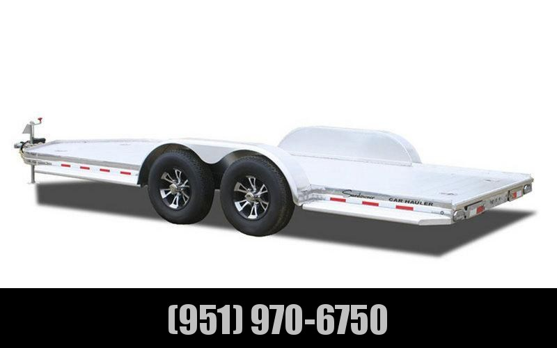 2020 Sundowner Trailers CH19BP Car / Racing Trailer