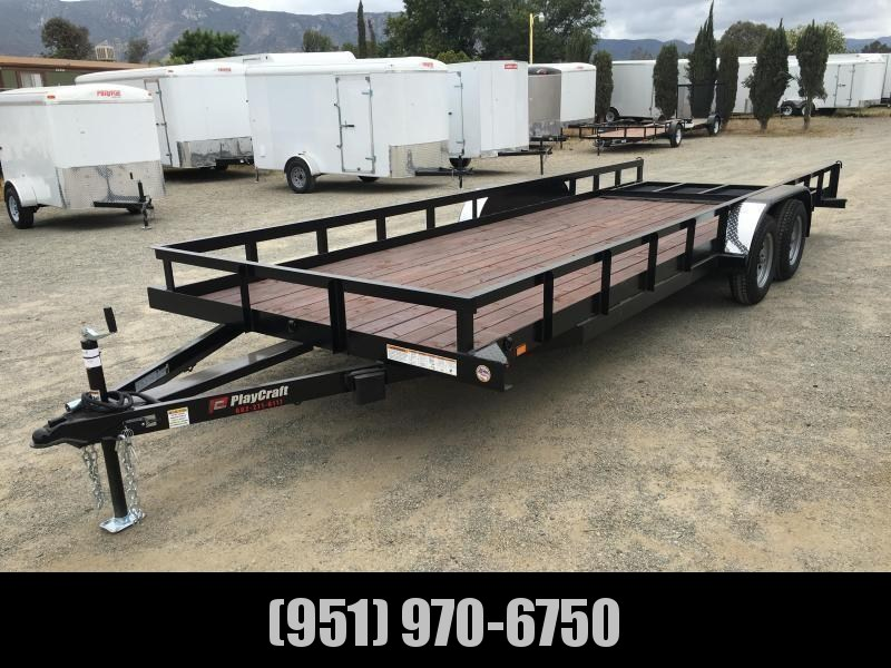2020 Sun Country SUTA 82x18 Utility Trailer
