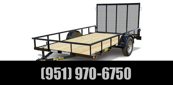 2021 Big Tex Trailers 35ES-14 Utility Trailer