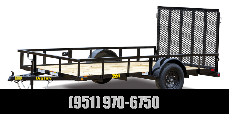 2022 Big Tex Trailers 35SA-12X Utility Trailer