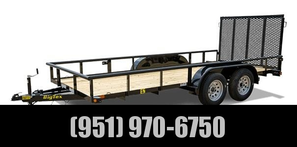 2021 Big Tex Trailers 45ES-14 Utility Trailer