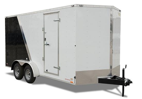2020 Continental Cargo VHW716TA Enclosed Cargo Trailer