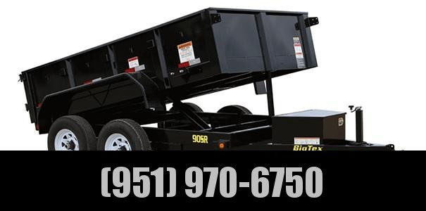 2021 Big Tex Trailers 90SR-12 Dump Trailer
