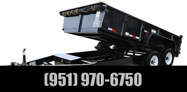 2021 Big Tex Trailers 14LP-16 Dump Trailer