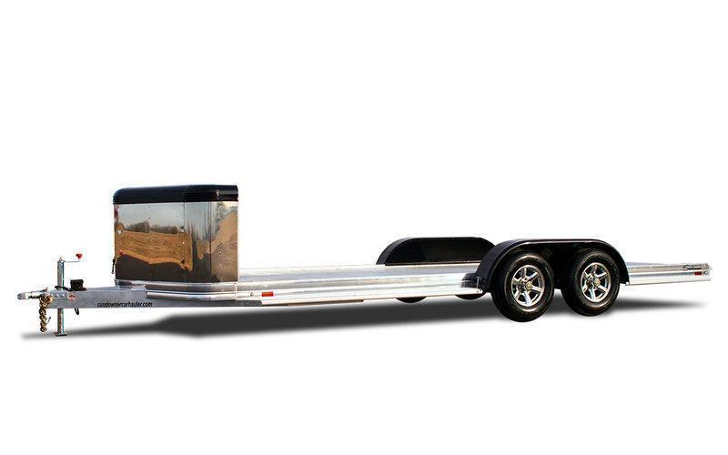 2021 Sundowner Trailers Ultra 22BP Car / Racing Trailer