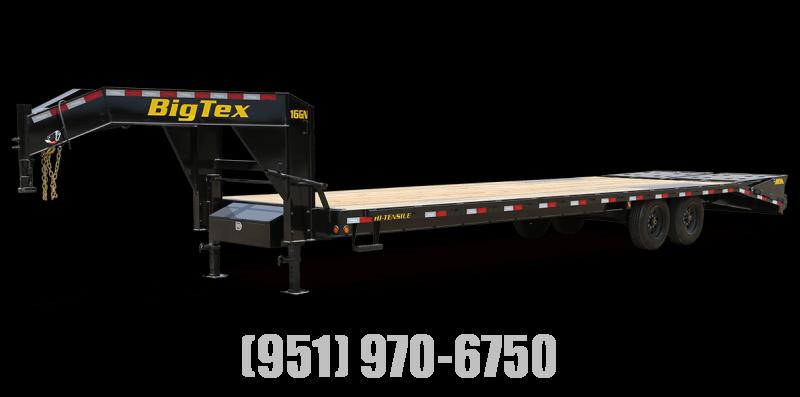 2022 Big Tex Trailers 16GN-28+5MR Equipment Trailer