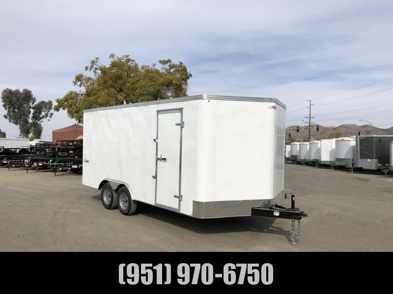 2020 Mirage Trailers XPS8.5X16 Enclosed Cargo Trailer