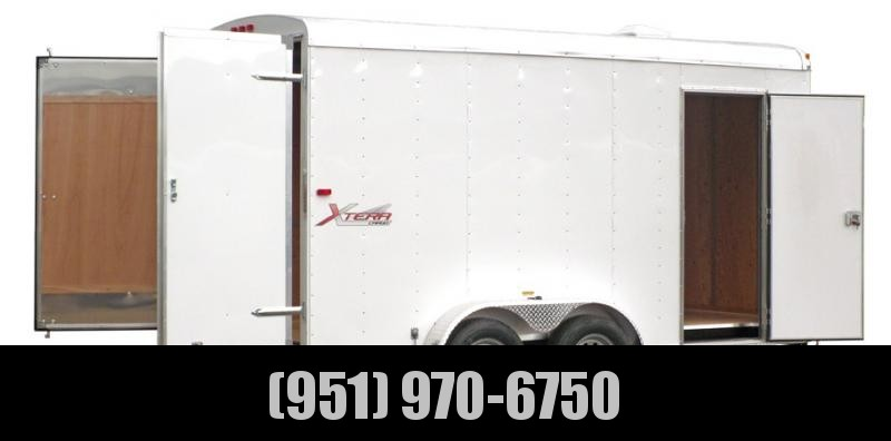 2020 Mirage Trailers M716TA2 Enclosed Cargo Trailer