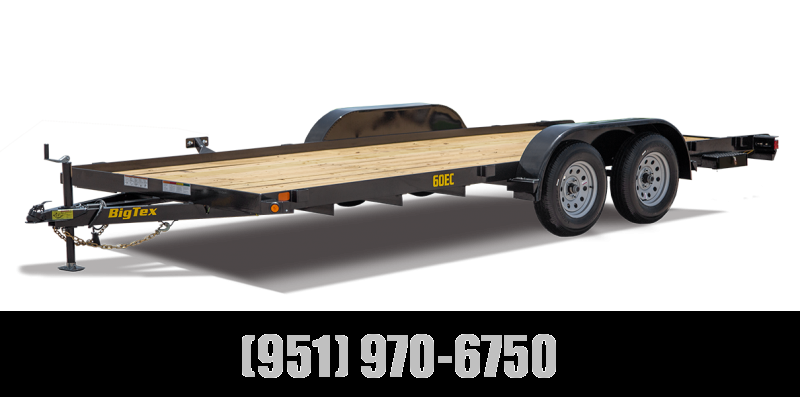 2021 Big Tex Trailers 60EC-16/2B Car / Racing Trailer
