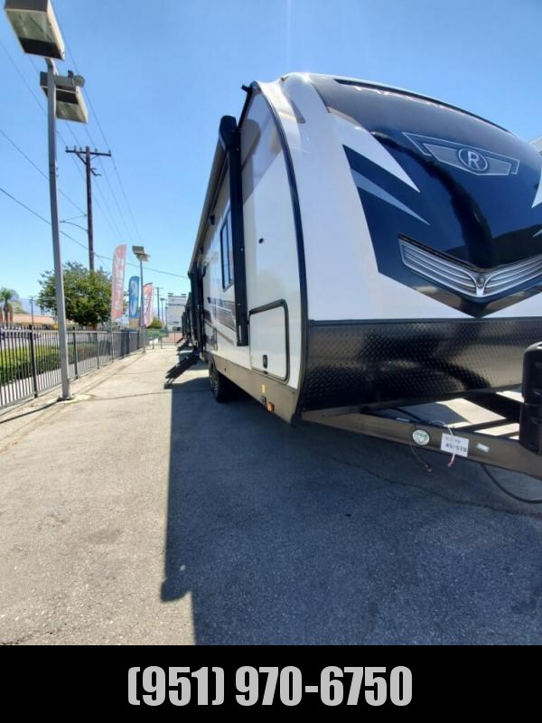 2022 Cruiser RV Radiance Ultra Lite MPG 21RB Travel Trailer RV