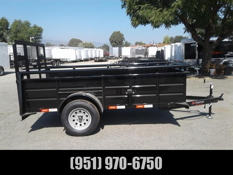 2020 Sun Country LSSA 77x10 Utility Trailer